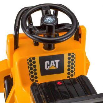 Samochód dla dzieci walec drogowy CAT elektryczny 6V