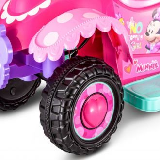Quad dla dzieci Disney Myszka Miki Mini Mouse elektryczny 6V