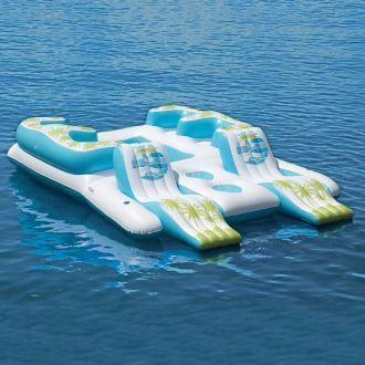Pływająca wyspa dmuchana materac Member's Mark 6 osób